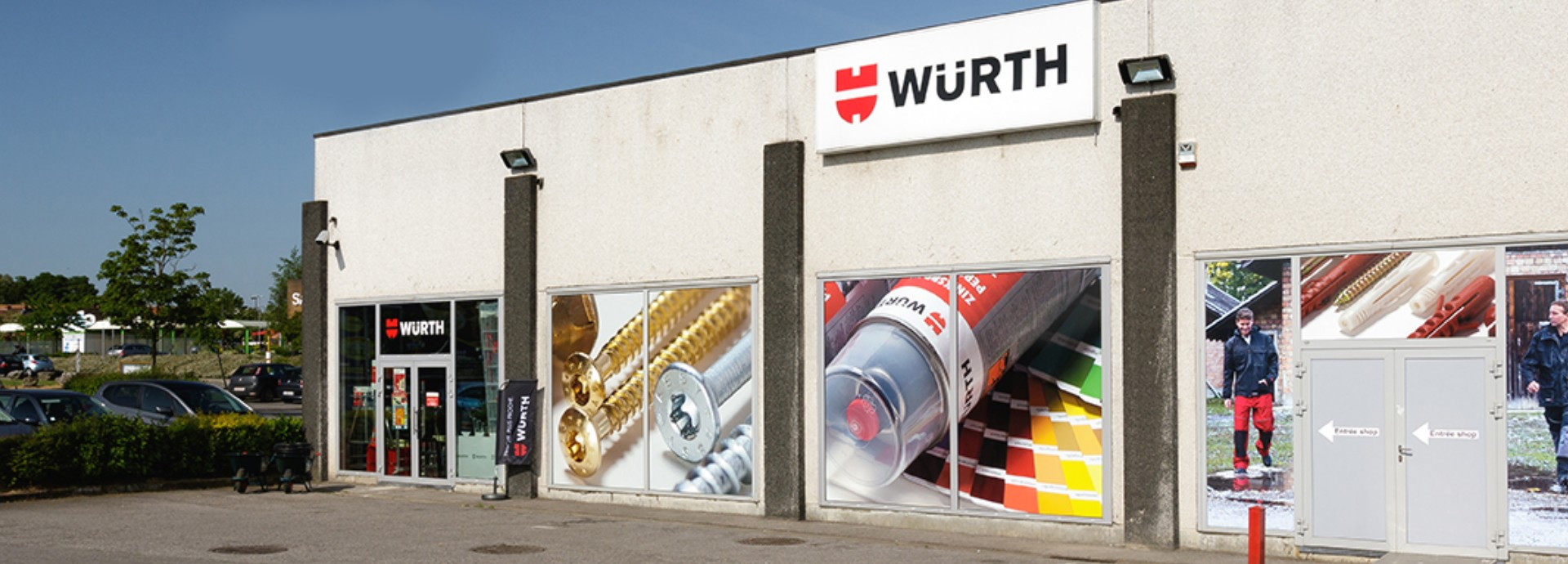 Würth Shop Gosselies