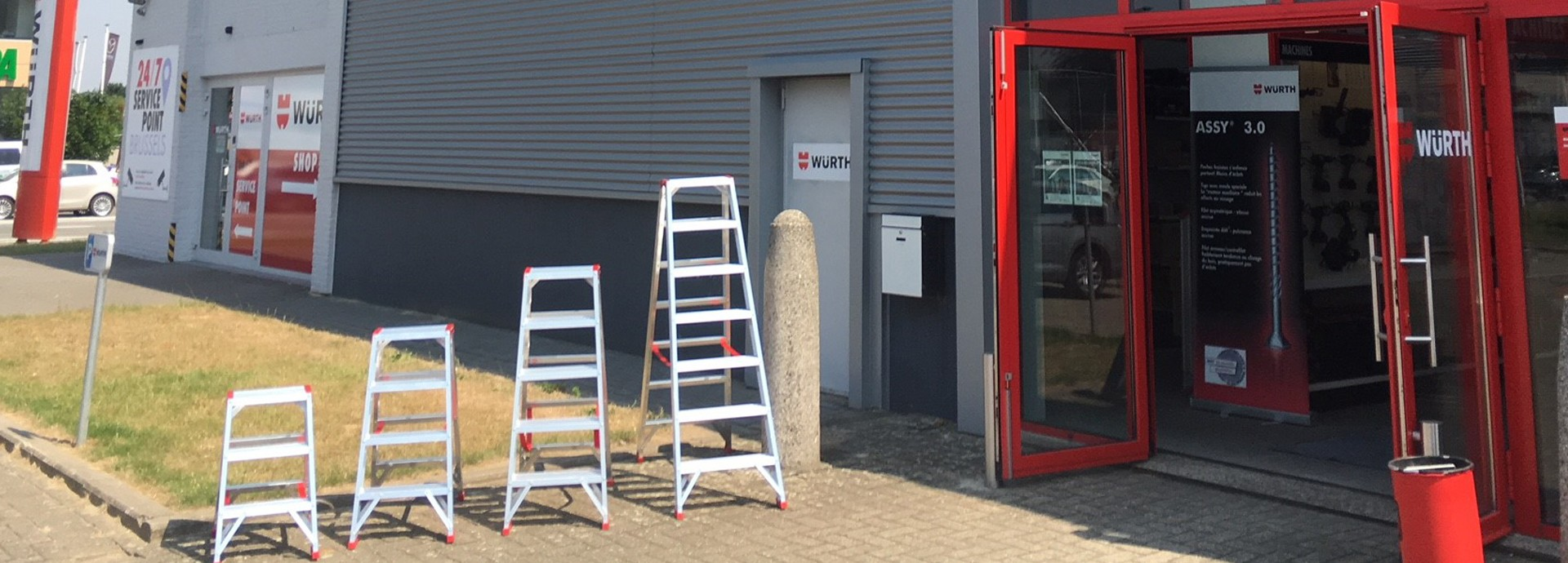 Würth Shop St Stevens Woluwe