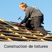 Construction de toitures