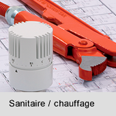 Sanitaire / chauffage / climatisation